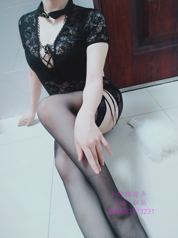 小野猫音声  妈妈的丝袜诱惑 新人嫣然 作品